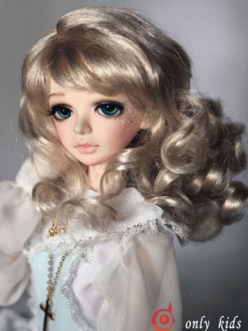BJD Wig for MSD Size Ball-j...