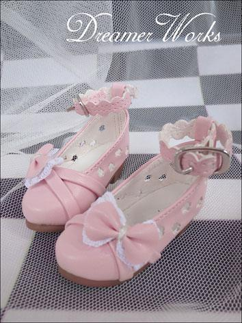 Bjd Female Shoes for SD/MSD Ball-jointed Doll
