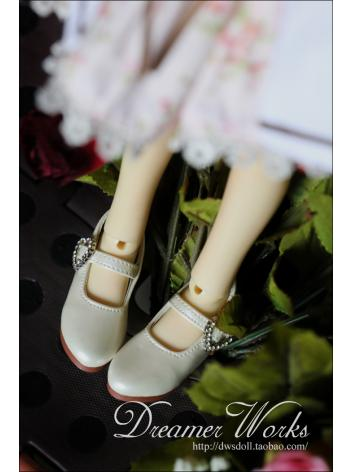 Bjd Female Shoes for SD/MSD...
