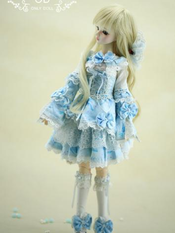 BJD Clothes C-414 for MSD B...