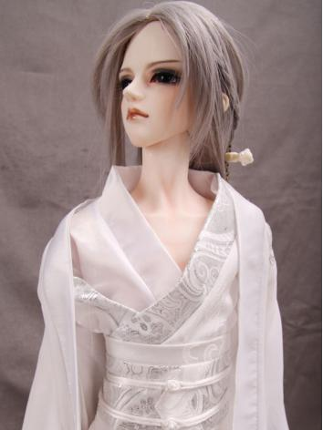 BJD Wig Lw-001 Ball-jointed...