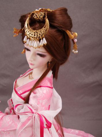 BJD Wig Lw-002 Ball-jointed...