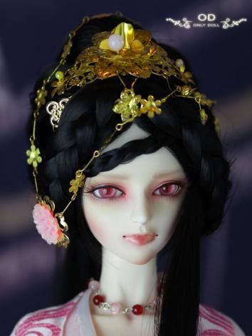 BJD Wig Lw-004 for SD Size ...