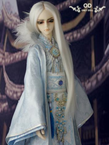 BJD Wig Lw-003 for SD Size ...