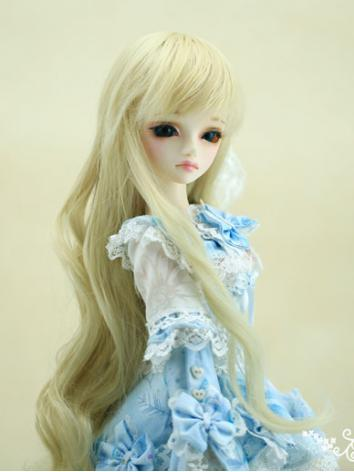BJD Wig W-410 for MSD Size ...