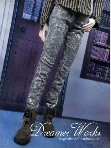 BJD Clothes Pants Boy for 7...