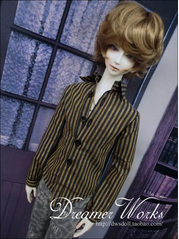 BJD Clothes Shirt Boy for 70cm/SD/MSD Ball-jointed Doll