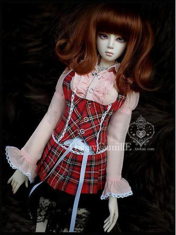 ball jointed doll costume - photo #28