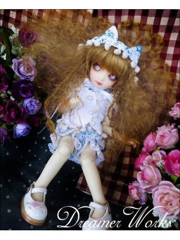 BJD Clothes Flower Cat Cost...