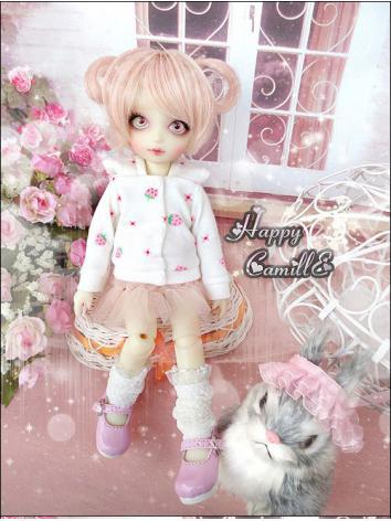 BJD Clothes Strawberry&Rabb...