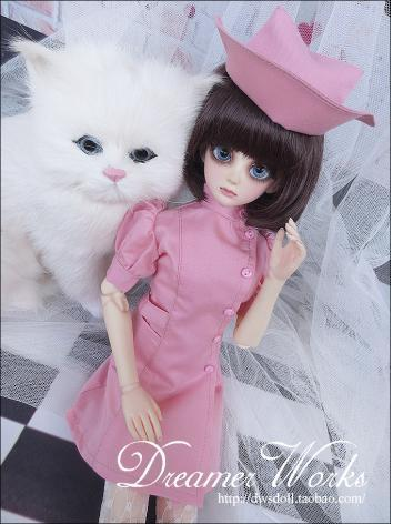 BJD Clothes Nurse uniform f...