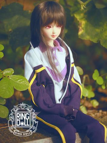 BJD Melody-Style B girl 59cm Ball-jointed Doll