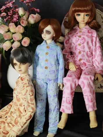 BJD Clothes Three colors pa...