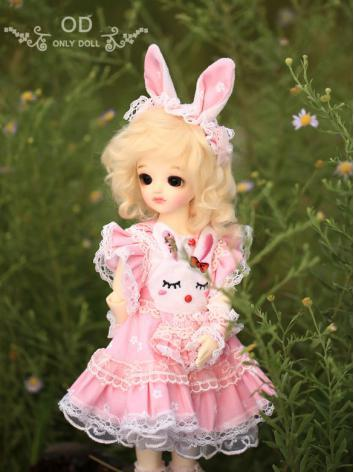BJD Leila Girl 27cm Boll-jointed doll