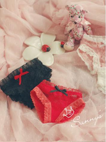 BJD Clothes Four-colors Lac...