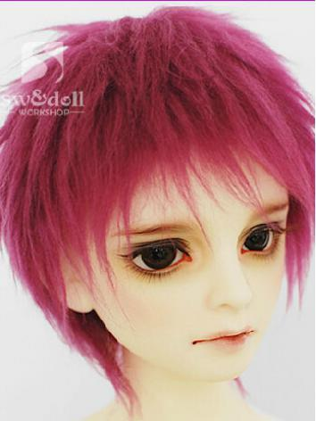 BJD Wool Wig 78 for SD/MSD/...