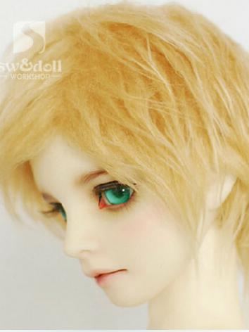 BJD Wool Wig 86 for SD/MSD/YO-SD Size
