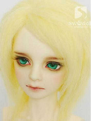 BJD Wool Wig 82 for SD/MSD/...