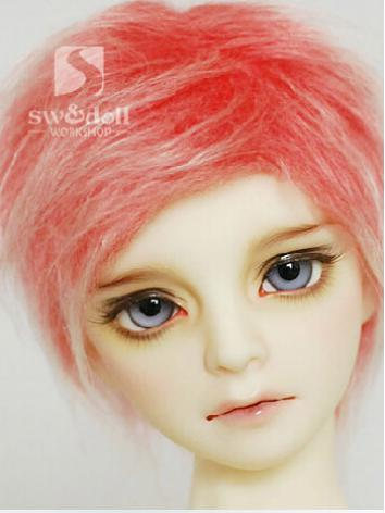 BJD Wool Wig 83 for SD/MSD/...