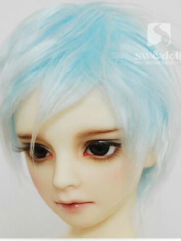 BJD Wool Wig 84 for SD/MSD/...