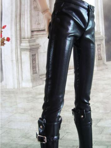 BJD Clothes-Leather Pants for 70cm/SD/MSD Size Ball-jointed Doll