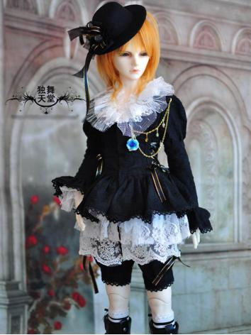 BJD Clothes Suits-Summer Night for 70cm/SD/MSD Size Ball-jointed Doll