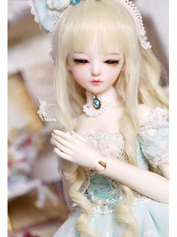 BJD Mavis 58cm Girl Ball-jo...