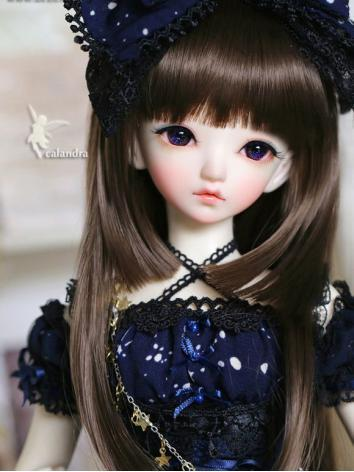 BJD Calandra 58cm Girl Ball...