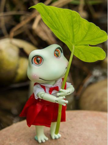 BJD Frog 12cm Ball-jointed doll