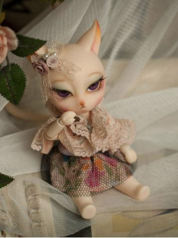 BJD NEI 12cm Ball-jointed d...