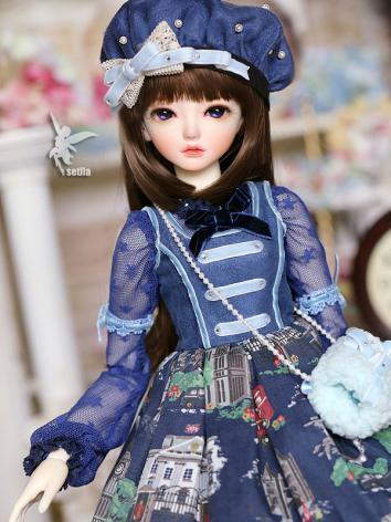 BJD Setlla 60cm Girl Ball-j...