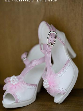 Bjd High Heel Girl Shoes fo...