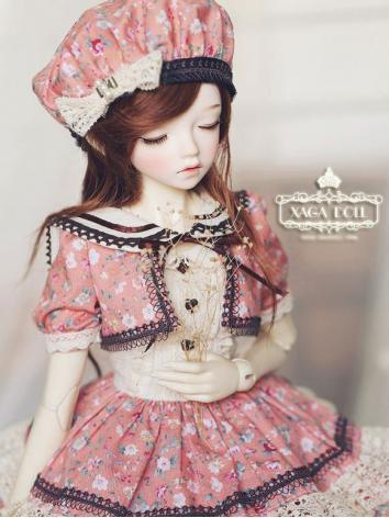 BJD Ted SP 59cm Girl Ball-Jointed Doll