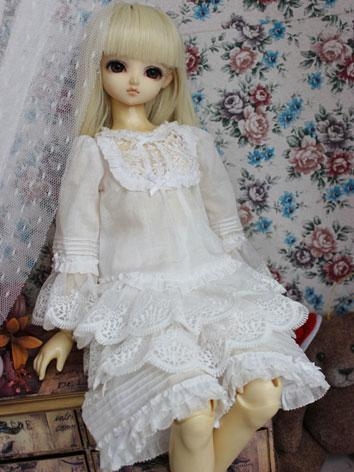 BJD Clothes Snow Season Paj...