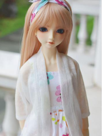 BJD Clothes Frivolous Knitting Cardigan A083 for SD/70cm Size Ball-jointed Doll