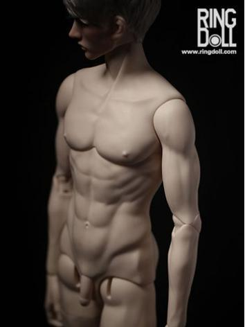 BJD 70cm Male Muscle Body RGMbody-3 Ball-jointed doll