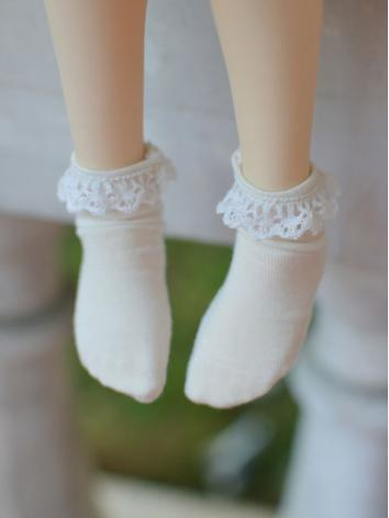 BJD Clothes Socks for A113 SD/MSD/70cm Size Ball-jointed Doll