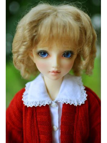 BJD Tawny Curly Wigs for SD...