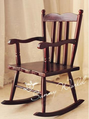 BJD Shaky Chair for 70cm/SD/MSD Ball-jointed Doll