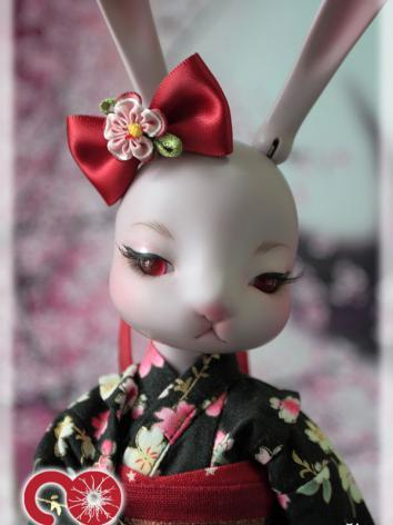 BJD Limited Item Rabbit Rub...