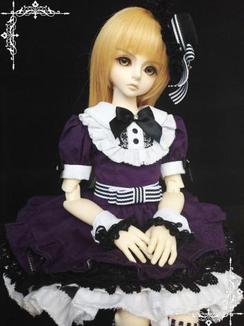 BJD Clothes Dress Set PipeD...