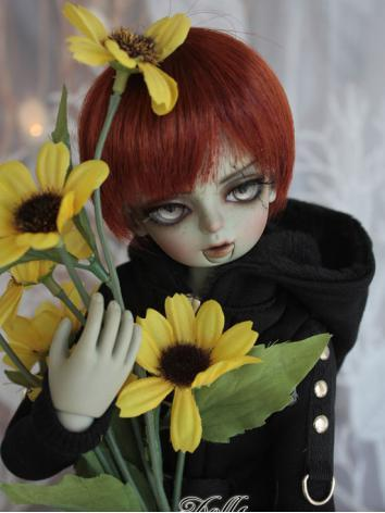 BJD Puppet-3 Grey Skin Boy ...