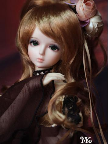 BJD Ophelia 45cm Girl Ball-...