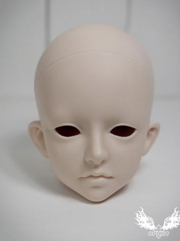 BJD Head Camellia Ball-join...