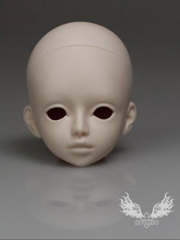 BJD Head Candlenut/Laurel B...