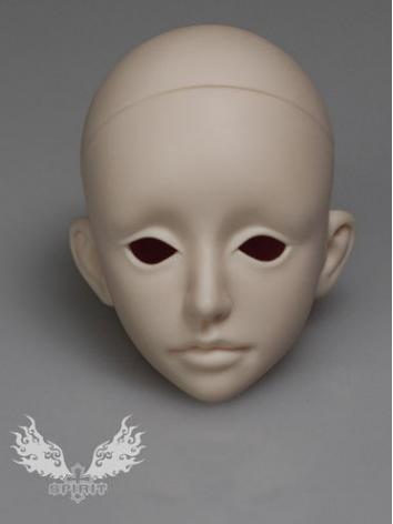 BJD Head Liana/Ginger Ball-...