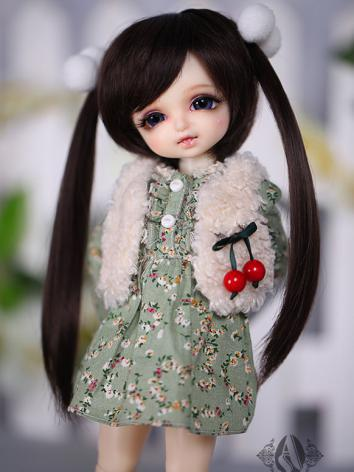 (AS Agency)BJD Angella Girl 26cm Ball Jointed Doll