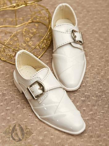 【Limited Edition】 Bjd Shoes Bright White Cool Shoes SH31018 for SD Size Ball-jointed Doll