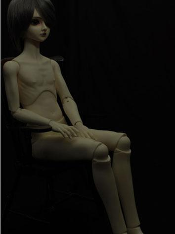 BJD 61.5cm Jointed Torso Body Male Body Ball Jointed Doll