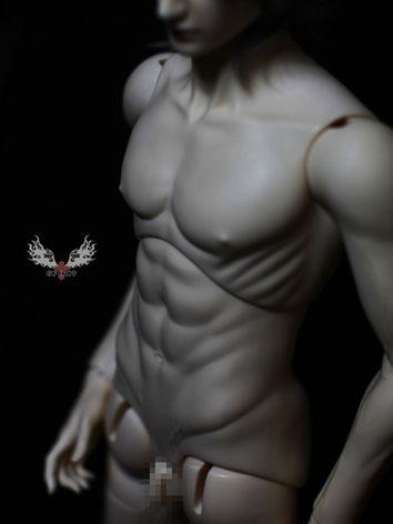 BJD 75cm Jointed Torso Body...
